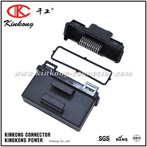 Customized motorcycle ECU box suit for 6189-7106 CKK733F-0.7-11
